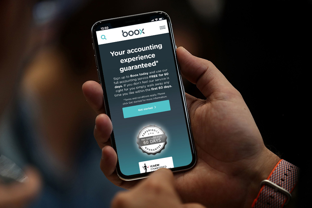 Boox - Ui and mobile design