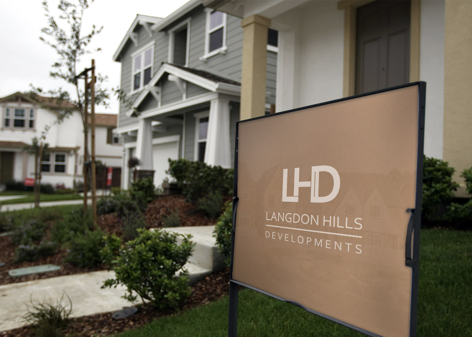 Langdon Hills Development - Signage
